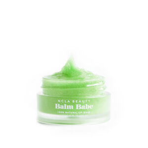 NCLA Beauty Balm Babe Matcha Tea Lip Balm