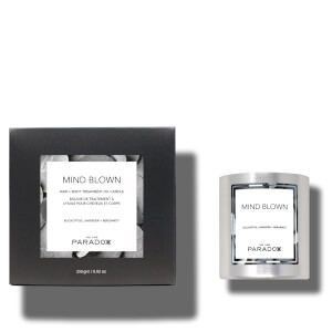 We Are Paradoxx Blow Hair and Body Oil Treatment Candle 250g