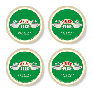 Friends Central Perk Coaster Set