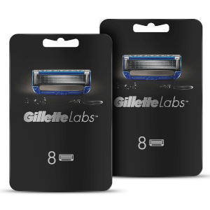 GilletteLabs Heated Razor 16 Blade Refill Bundle