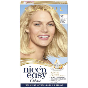 Clairol Nice' n Easy Crème Natural Looking Oil Infused Permanent Hair Dye 177ml (Various Shades)