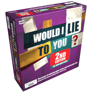 Would I Lie To You 2nd Edition Board Game