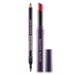 Kevyn Aucoin Unforgettable Lipstick and Lip Definer Duo Red (Worth £42.00)