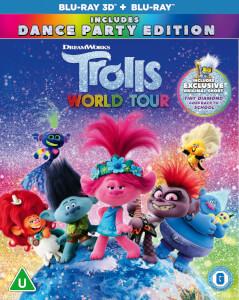 Les Trolls 2 - Tournée mondiale - 3D (Blu-ray 2D inclus)