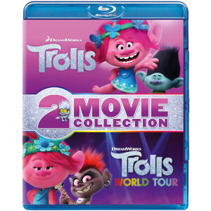 Trolls & Trolls World Tour Double Pack (2D +3D Blu-ray)