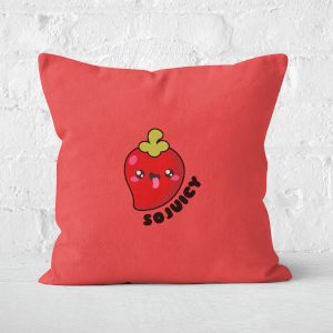 So Juicy Square Cushion