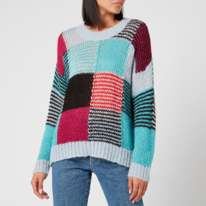 Stine Goya Women's Sana Gingham Jumper - Multicolour