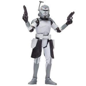 Hasbro Star Wars The Vintage Collection Clone Commander Wolffe Action Figure