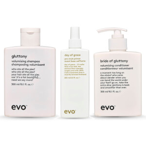 evo Saving Grace Volume Gift Set (Worth $102.00)