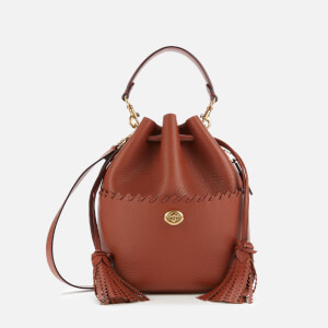 Coach Women's Whipstitch Lora Bucket Bag - 1941 Saddle