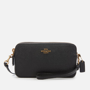 Coach Women's Kira Cross Body Bag - Black