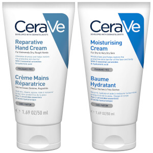 CeraVe Small Moisturising Duo (Worth £10.00)