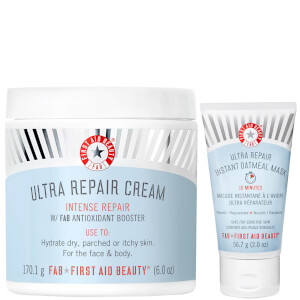 First Aid Beauty Ultra Repair Duo (Worth £44.00)