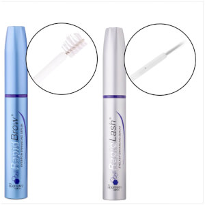 RapidBrow and RapidLash Serum Duo
