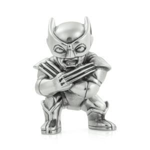 Royal Selangor Marvel Wolverine Pewter Figurine