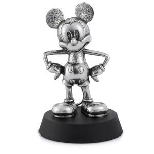Royal Selagnor Disney Steamboat Willie Pewter Figurine