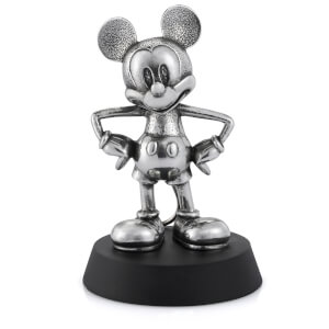 Royal Selangor Disney Steamboat Willie Pewter Figurine