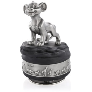 Royal Selangor Disney Lion King - Simba Pewter Figurine