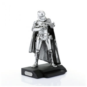 Royal Selangor Star Wars Captain Phasma Pewter Figurine - Limited Edition