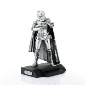 Royal Selangor Star Wars Captain Phasma Pewter Figurine - Limited Edition