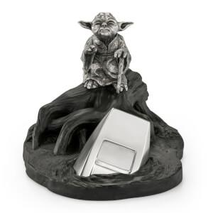 Royal Selangor Star Wars Yoda Pewter Figurine - Limited Edition of 999