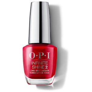 OPI Infinite Shine Relentless Ruby Nail Varnish 15ml