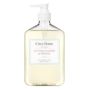 Circa Home Cotton Flower and Freesia Hand Wash 450ml