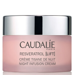 Caudalie Resvératrol Lift Night Infusion Cream 25ml
