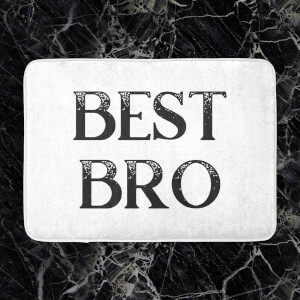 Best Bro Bath Mat