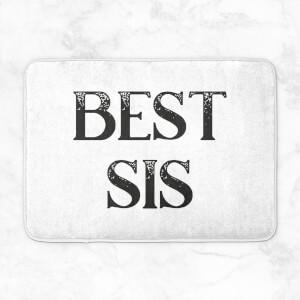 Best Sis Bath Mat