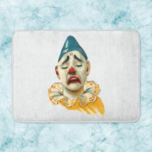 Crying Clown Bath Mat