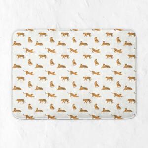 Cheetahs Bath Mat