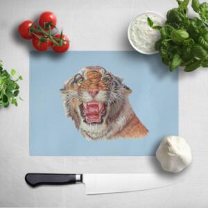 Tiger Chopping Board