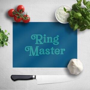 Ring Master Chopping Board