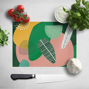 Earth Garden Chopping Board