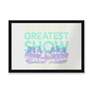 Greatest Show Entrance Mat