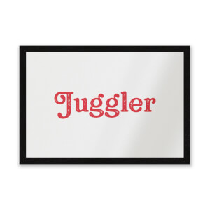 Juggler Entrance Mat