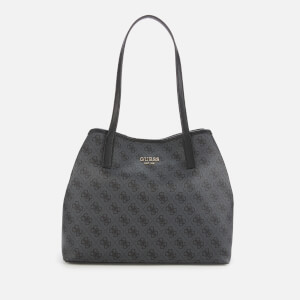 Guess Women's Vikky Tote Bag - Coal