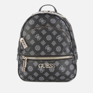Guess Women's Manhattan Small Backpack - Coal