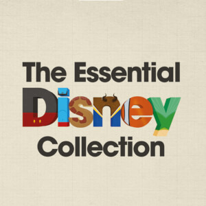 The Essential Disney Collection 2xLP