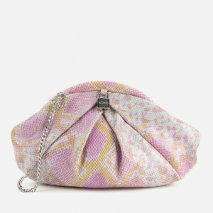 Núnoo Women's Saki Clutch Bag - Pink