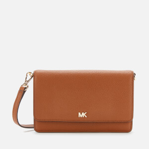 MICHAEL MICHAEL KORS Women's Mott Phone Cross Body Bag - Luggage