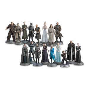 Game of Thrones Collector's Set of 17 Figures (Set 1)
