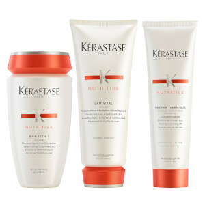 Kérastase Nutritive Everyday 3 Step Nourishing Routine