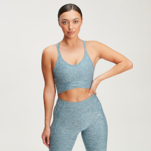 Composure Sports Bra - Til kvinder - Deep Lake