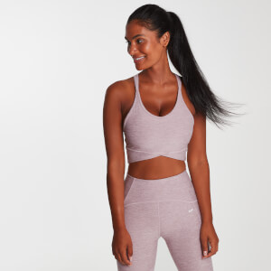 Women's Composure Sports Bra -rintaliivit - Rosewater