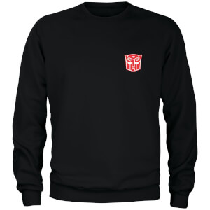 Sweat-shirt Transformers Autobots - Noir - Unisexe
