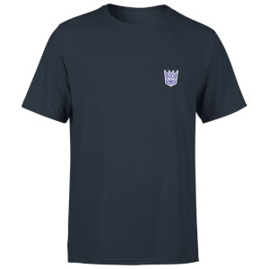 Transformers Decepticons Unisex T-Shirt - Navy