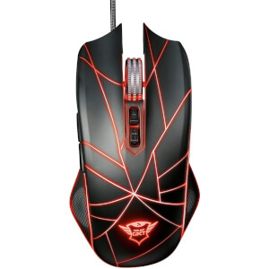 Trust Gaming GXT 160 Ture Illuminated Gaming Mouse