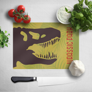 Jurassic Park Chopping Board